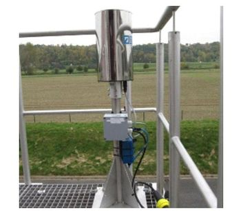 Channel networks solutions for precipitation measurement with GPRS transmission - Water and Wastewater - Water Monitoring and Testing