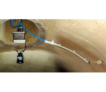 Channel Networks - Fix Installation Measurements for hybrid flow measurement in main collector sector - Water and Wastewater