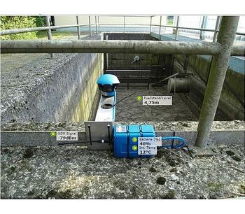 Stormwater Treatment solutions for logging of stormwater overflow tank without mains power sector - Water and Wastewater - Stormwater