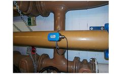 Channel Networks - Pump Stations and Lifting Facilities Solutions for flow rate monitoring on pumps sector