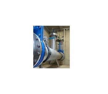 Channel Networks - Stormwater Treatment Facilities solutions for Discharge Control of Stormwater Overflow Tank - Water and Wastewater - Stormwater