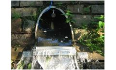 Wastewater Treatment Plant - Discharge Area solutions for Flow Measurement Impoundage Shield