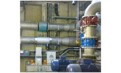 Wastewater Treatment Plant - Discharge Area solutions for Partial Discharge Section Flow Measurement