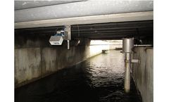 Flowing Waters - Special Constructions solutions for Contactless Flow Measurement on Fish Ladder