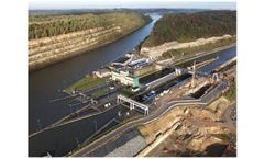 Flowing Waters - Special Constructions solutions for Flow Measurement on Sluice