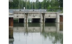 Flowing Waters - Flood Protection solutions for Flow Measurement on Flood Polder