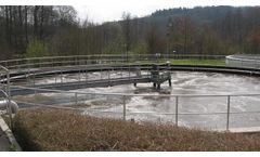 Secondary Clarification Solutions for Wastewater Treatment Plant