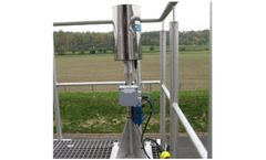 Precipitation Measurement with GPRS Transmission for Channel Networks - Fix Installation Measurements