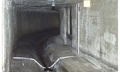 Flow Metering in Channel with Dry Weather Flume