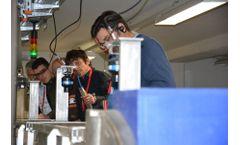 Metering Systems in Full Flow