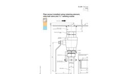 Data Sheet POA Pipe Correlation Sensor