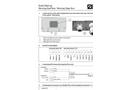 NivuLog SunFlow / NivuLog Easy Sun Manual