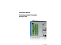 NivuFlow650 - Flow Measurement Transmitter - Instruction Manual