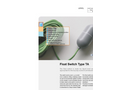 NIVUS - Model Type TA - FMO - Float Switch- Brochure
