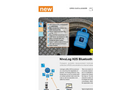 NivuLog - Model NLM0 H2SB - Bluetooth / GSM H2S Measurement Device Brochure