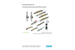 NIVUS - Model CSM-V100 R - Correlation Pipe Sensor Brochure