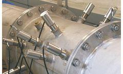 NIVUS - Model ZUB0 - Screw-in Sensor Accessories