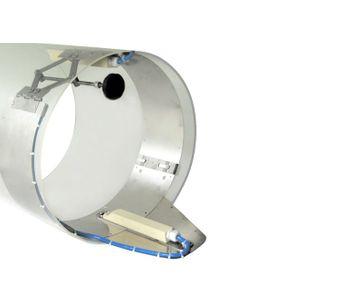NIVUS - Model ZUB0; ZMS0 - Mounting Accessories for Flow Sensors
