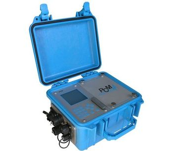 NIVUS - Model PCM 4 - Portable and High Accurate Flow Measurement Transmitter