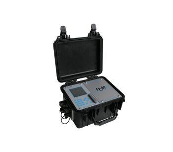NIVUS - Model PCM Pro - Portable Ultrasonic Flow Measurement Transmitter