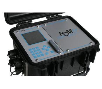 Portable Ultrasonic Flow Measurement Transmitter-1