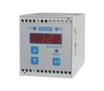 NivuCont - Model S -NCS - Multifunctional Process Measurement Transmitter