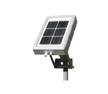 NivuLog SunFlow - Self-Sufficient Flow Measurement Flow Meter