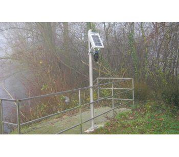 Self-Sufficient Flow Measurement Flow Meter-1