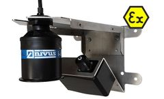 NIVUS - Model OFR - Radar Sensor for Contactless Flow Measurement