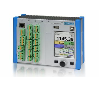 NivuFlow - Model 600 - Flow Measurement Systems for Full Pipes