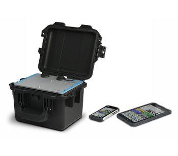 NivuFlow - Model Mobile 600 - Robust Portable Flow Meter for Long-Term Monitoring of Full Pipes