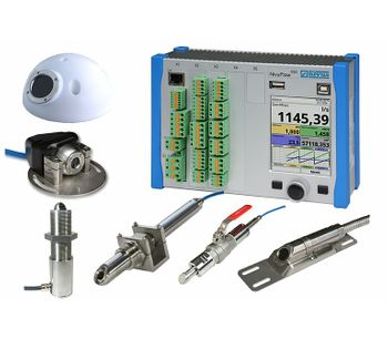 Flow Meter for Pipes, Open Channels and Water Bodies-1