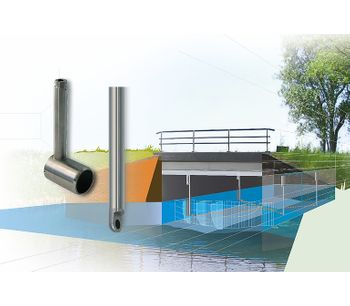 Flow Meter for Pipes, Open Channels and Water Bodies-4