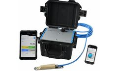 NivuFlow - Model Mobile 750 -NFM7 - Portable Flow Meter