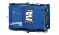 NivuFlow - Model NR7-0A3 - Energy Saver Flow Meter