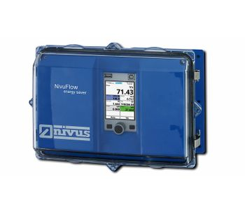 NivuFlow - Model NR7-0A3 - Energy Saver Flow Meter