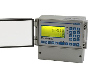 Transmitter for Contactless Level Measurement-1