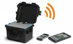 NivuLevel Mobile - Model NFM-050 - Self-Sufficient GPRS/UMTS Data Logger