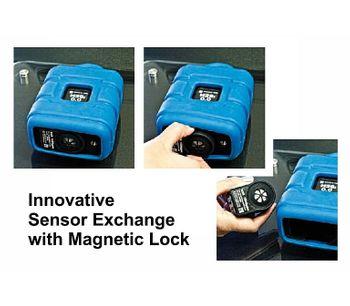 Bluetooth / GSM H2S Measurement Device-1