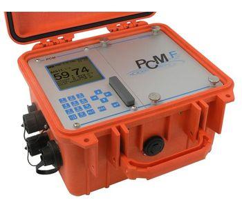 NIVUS - Model PCM F  - PC4 - Portable Ultrasonic Flow Meter