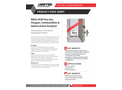 WDG-VCM - Flue Gas Oxygen, Combustibles & Hydrocarbon Analyzer Brochure