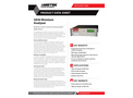 AMETEK PI - Model 5830 - Moisture Analyzer - Datasheet