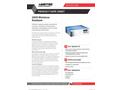 AMETEK PI - Model 2850 - Moisture Analyzer - Data Sheet