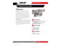 THERMOX Model CEM Humox Oxygen Analyzer Datasheet