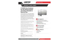 Model 5100 Carbon Dioxide Datasheet