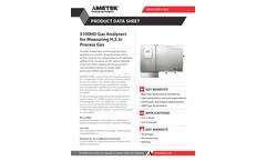 Model 5100 HD Atex Zone 1 H2S in Process Gas Datasheet