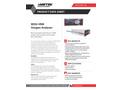 THERMOX WDG-VRM Rack Mount Combustion Analyzer Datasheet