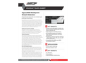 AMETEK PI - Model Sigma 4000 - Multipoint Stream Selector - Datasheet