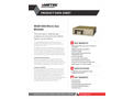AMETEK PI - Model MGB1000 - Micro Gas Blender