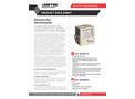 AMETEK PI - Model Ranarex - Portable Gas Gravitometer - Datasheet